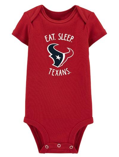 NFL Houston Texans Bodysuit