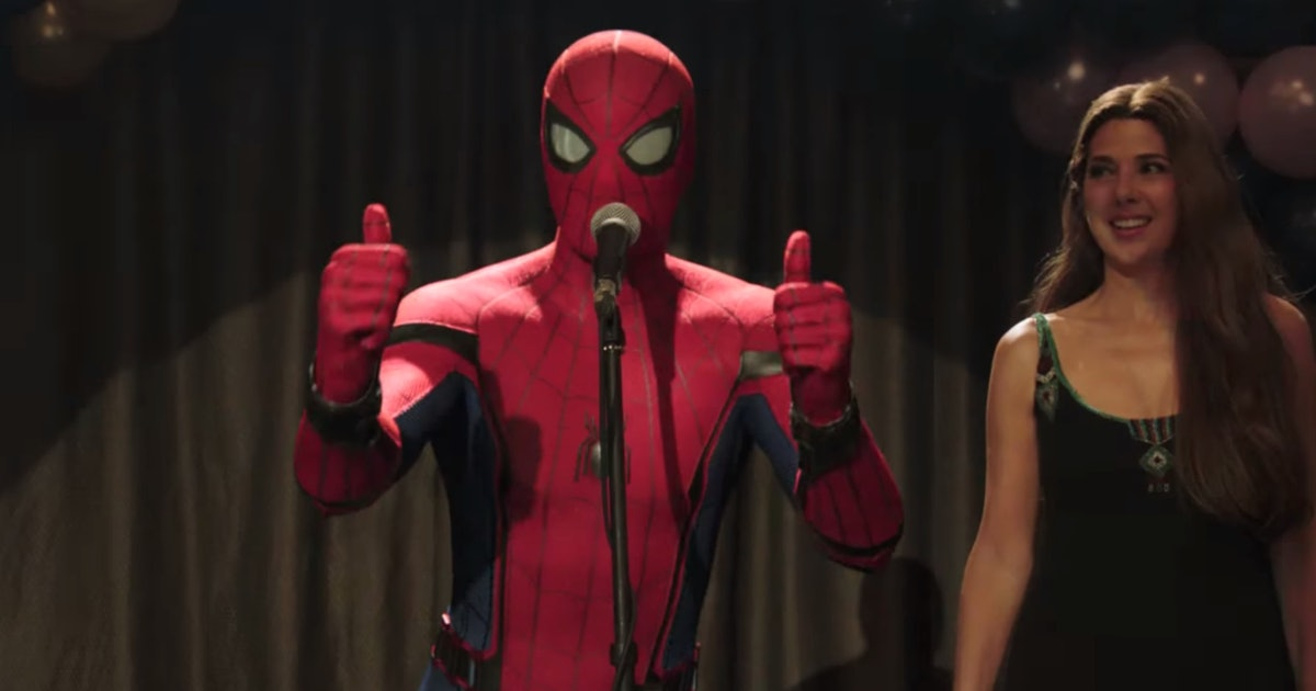 The 'Spider-Man: Far From Home' Extended Cut Will Reveal A New Action Sequence
