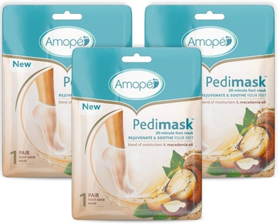 Amope Pedimask (3 Pack)