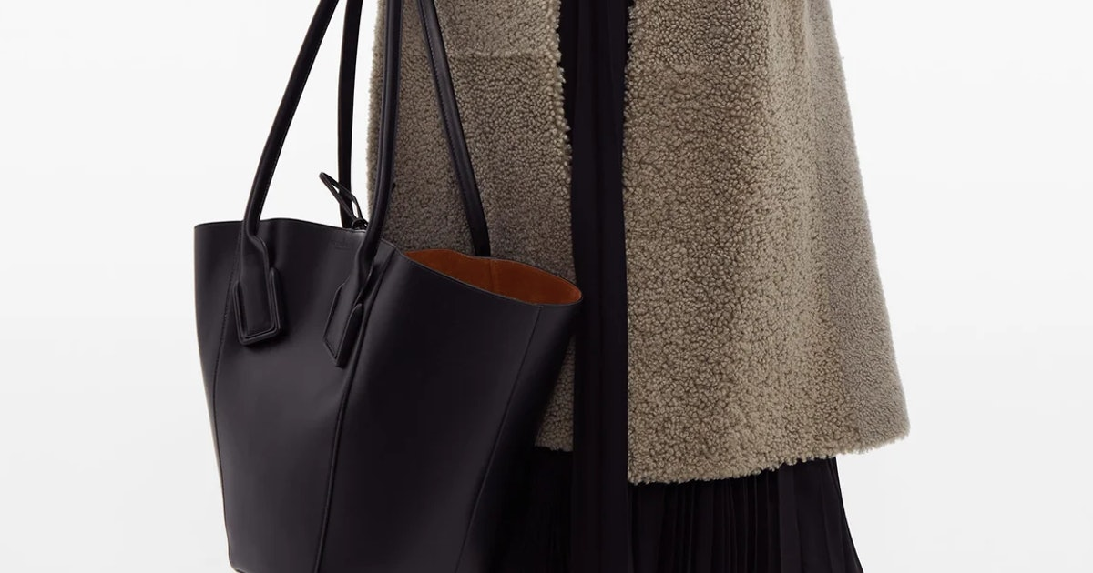 Large Tote Bags Are Taking Over For Fall & These 10 Will Replace Your Micro Minis