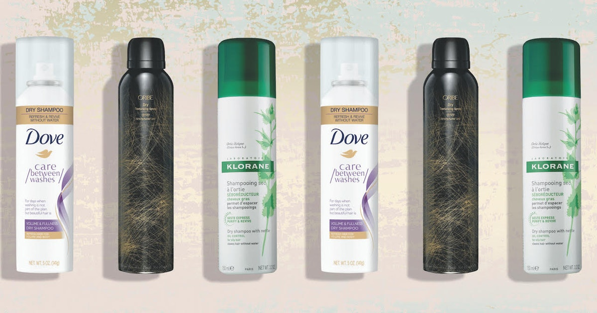 The 6 Best Dry Shampoos For Fine Hair