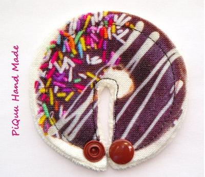 Donut Set of 3 G-Tube Covers