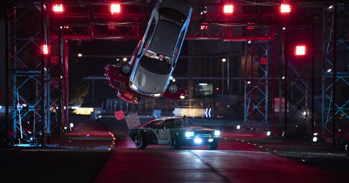 Netflix's 'Hyperdrive' Is The 'Fast And The Furious' & 'American Ninja Warrior' Mashup You Never Knew You Needed