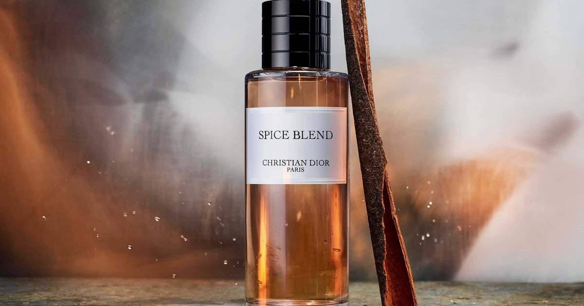 The New Maison Christian Dior Spice Blend Fragrance Will Have You Wishing Fall Would Come Early