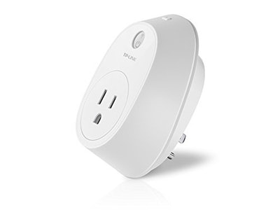 TP-LINK Smart Plug With Energy Monitoring