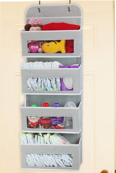 Simplehouseware Over Door/Wall Mount Window Pocket Organizer