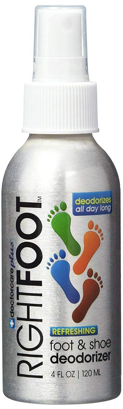RIGHTFOOT Foot and Shoe Deodorizer Spray