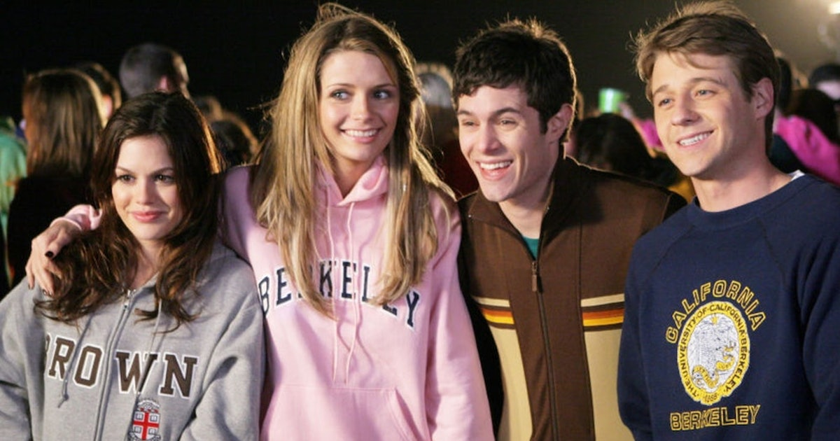 Adam Brody Doesn't Think Marissa Cooper Should Have Died On 'The O.C.'