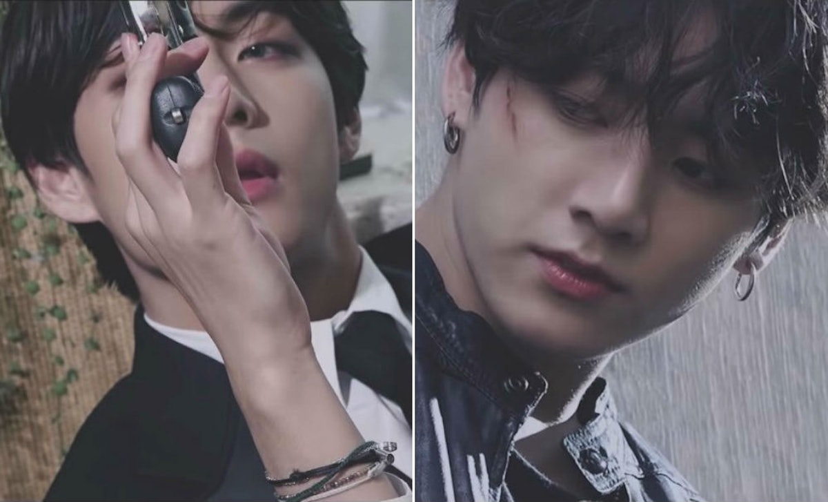 BTS' V and Jungkook in ARMY ZIP 2019