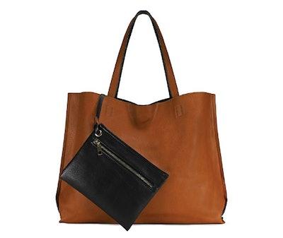 Scarleton Vegan Leather Shoulder Bag