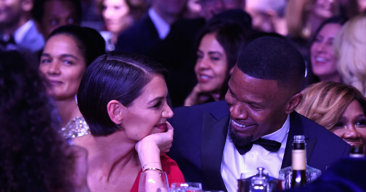 These Tweets About Katie Holmes & Jamie Foxx's Reported Split Might Help You LOL Through The Pain