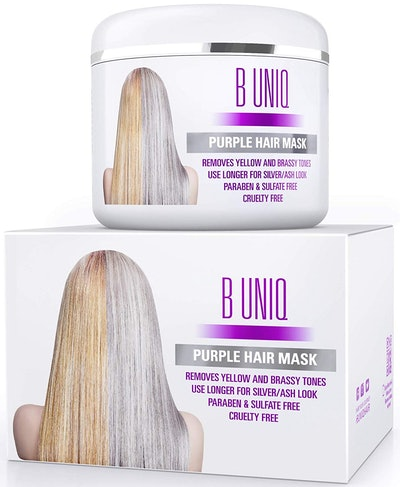 Hair Mask For Blondes