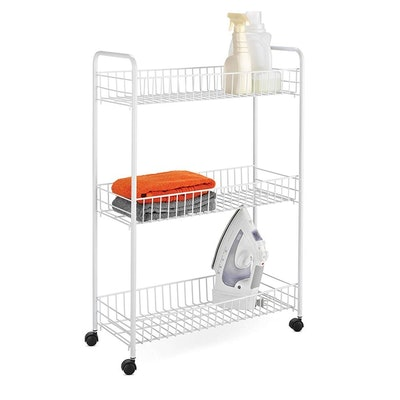 Honey-Can-Do 3-Tier Laundry Cart
