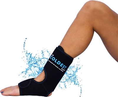 The Coldest Foot Ankle and Foot Ice Wrap