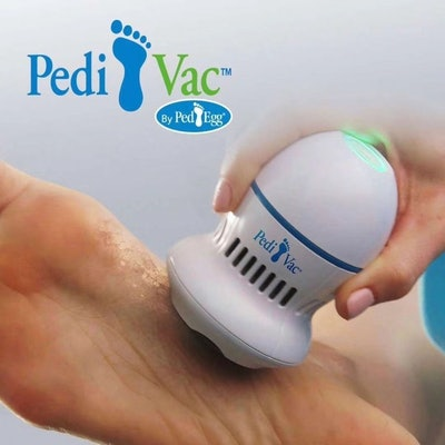 Pedi Vac Foot File and Callus Remover