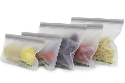 Envirogen Reusable Sandwich Bags (5-Pack)