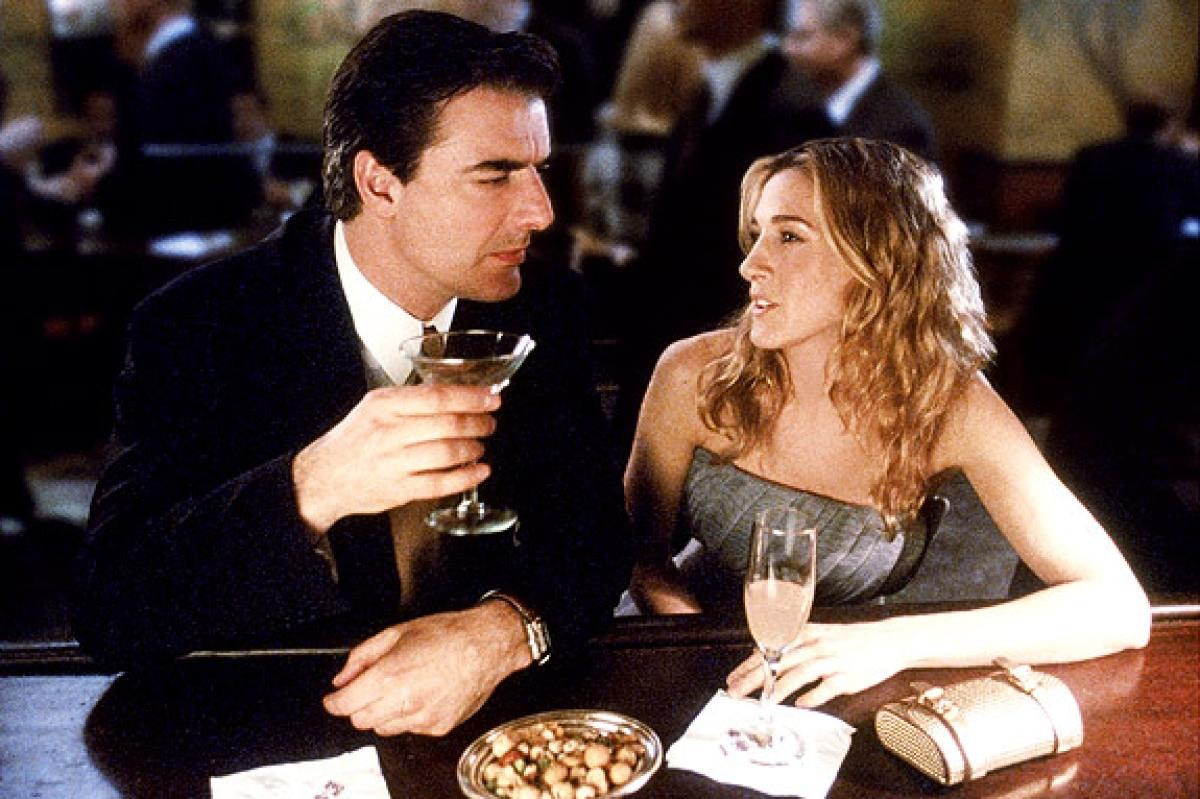 Sex and the city when does carrie meet mr big