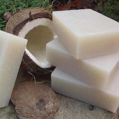 Soap & Salve Coconut Milk Shampoo Bar