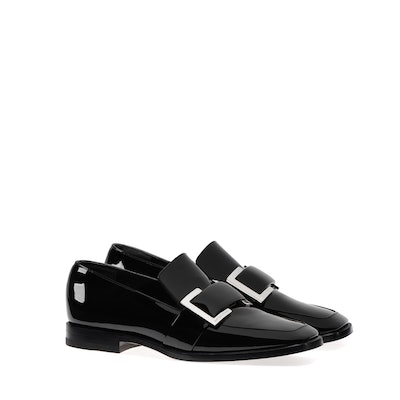Prince Patent Loafers
