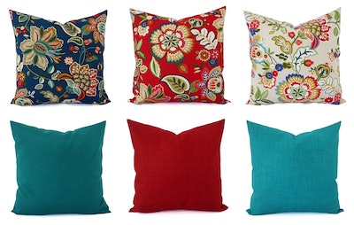 CastawayCoveDecor Outdoor Pillow Covers (sold separately)