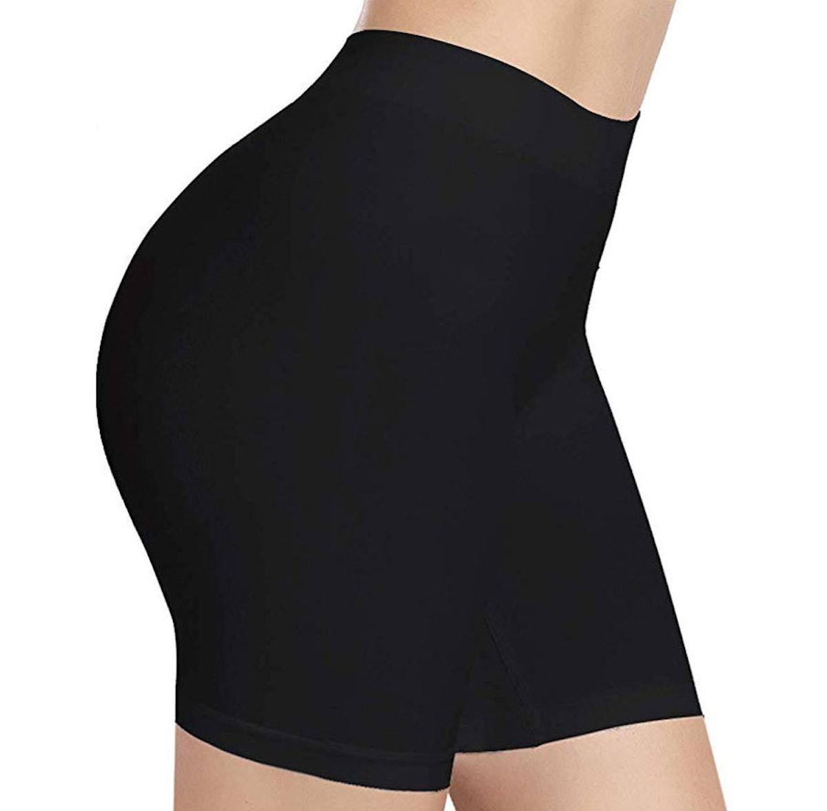 BESTENA Women's Seamless Slip Shorts For Under Dresses