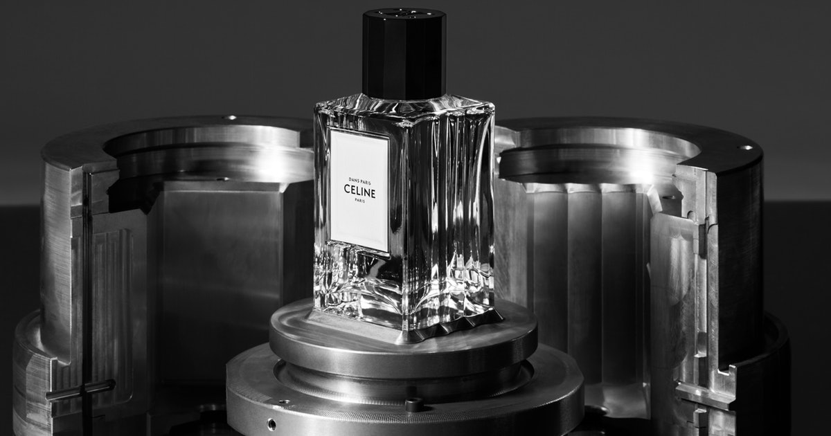 CELINE's Haute Parfumerie Collection Debuts In Fall 2019 — & Of Course It's Incredibly Sleek