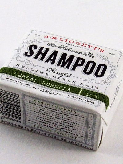 J R Liggetts Shampoo Bars