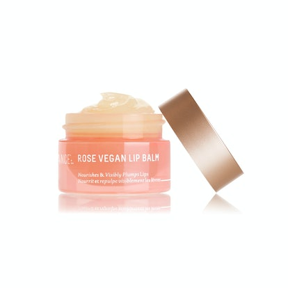 Squalane and Rose Vegan Lip Balm