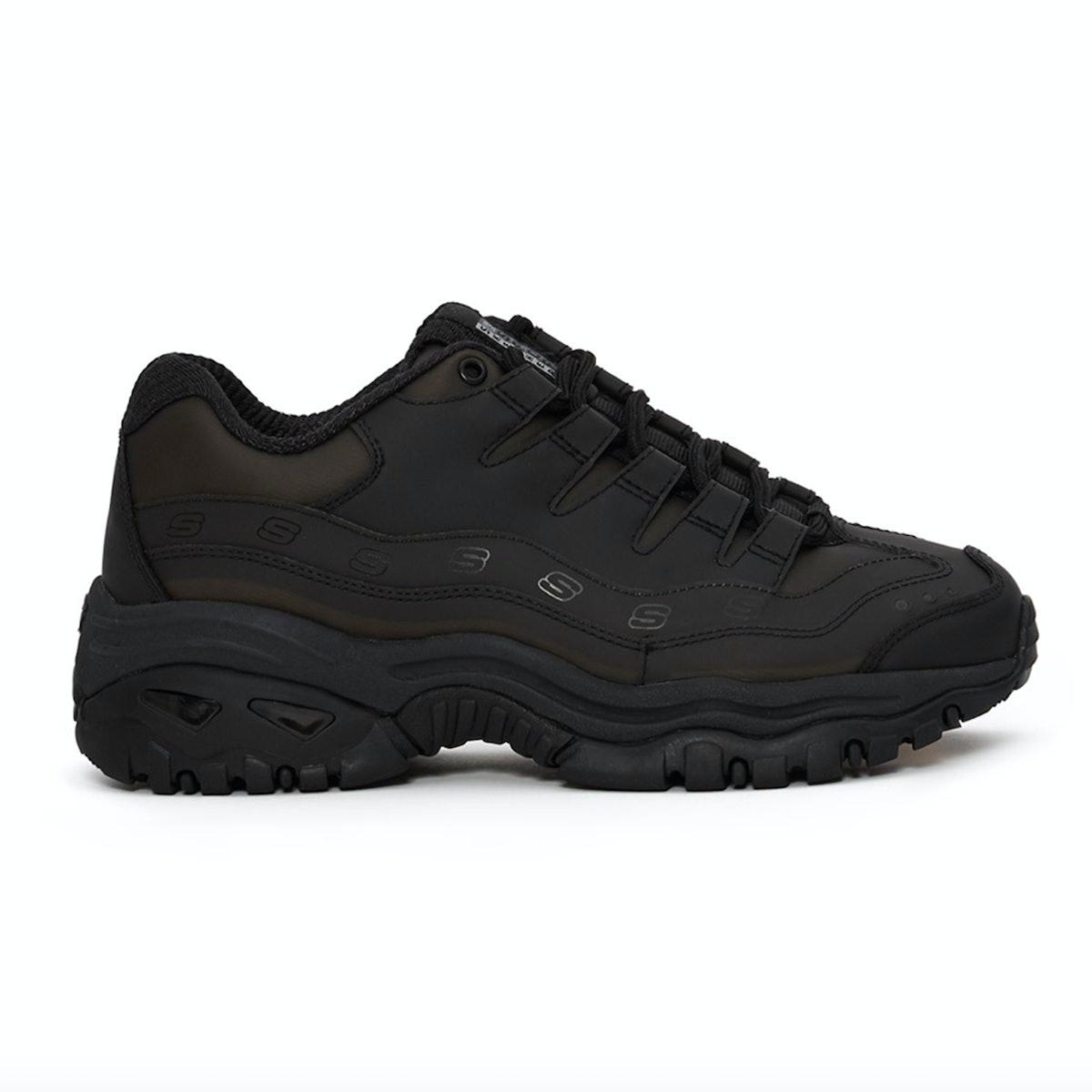 "Opening Ceremony x Skechers Energy Sneakers in ""Black"""