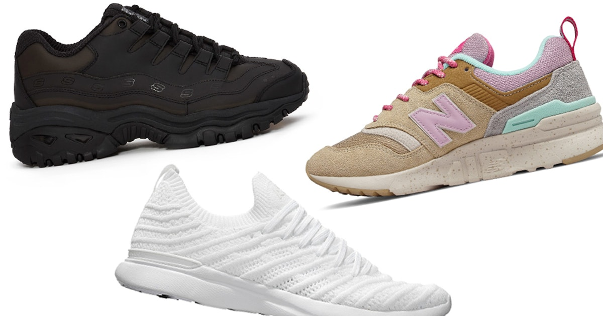 These Fall 2019 Sneakers Will Give Your Autumn Wardrobe Some Edge
