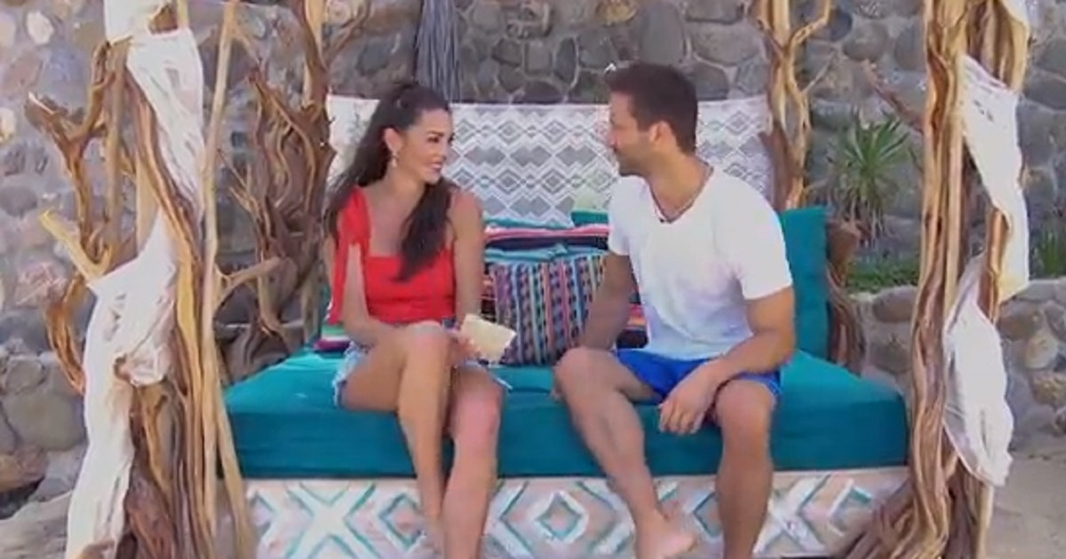 These Tweets About Chris & Jen's Date On 'Bachelor In Paradise' Are SO On Point