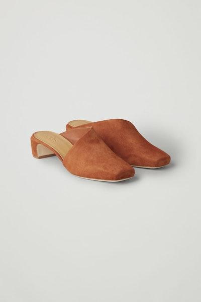 Asymmetric Heeled Mules
