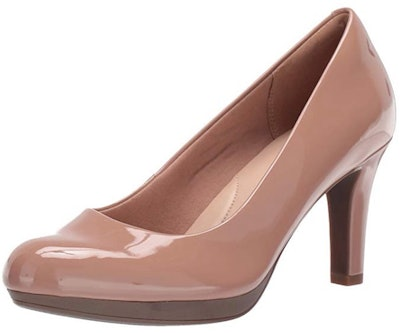 Clarks Adriel Viola Dress Pump