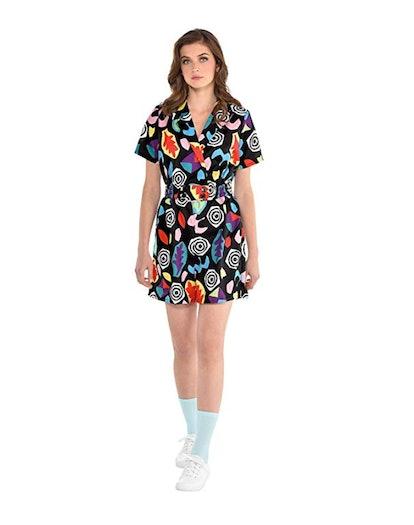 Stranger Things Eleven Mall Costume