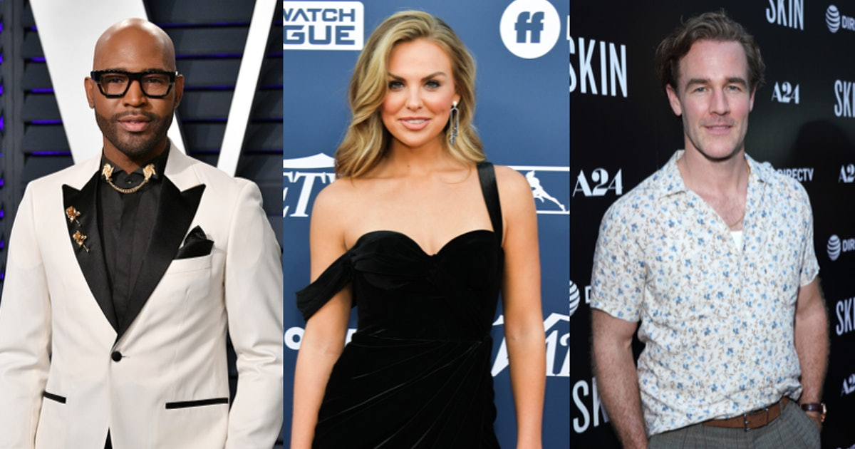 The 'Dancing With The Stars' 2019 Cast Includes Hannah B., Karamo Brown, & More