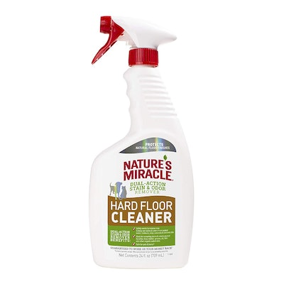 Nature's Miracle Hard Floor Cleaner (24 Fl. Oz.)
