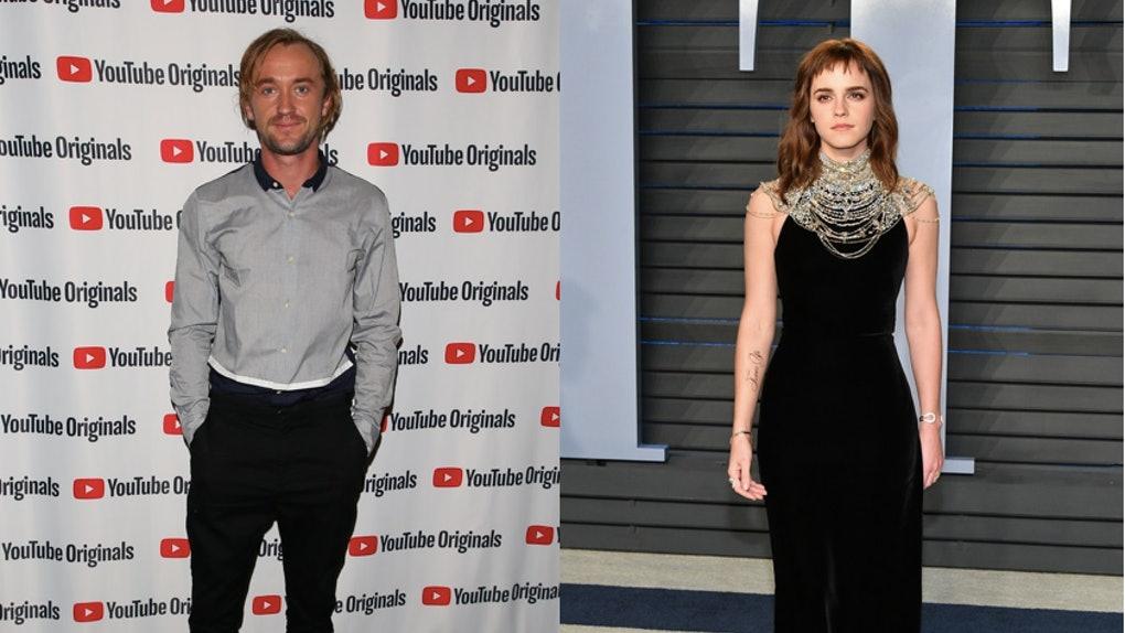Emma Watson S Quote About Her Crush On Tom Felton Is Sweetly Awkward Full Of Nostalgia