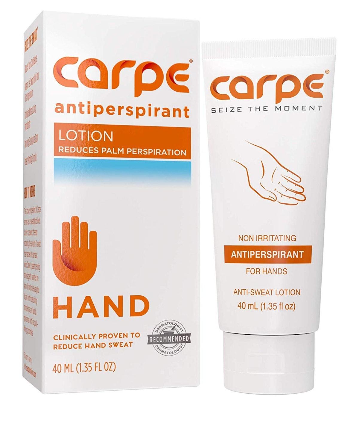 Carpe Antiperspirant