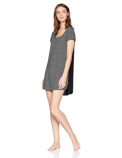 Mae Sleepwear Scoop Neck Nightgown