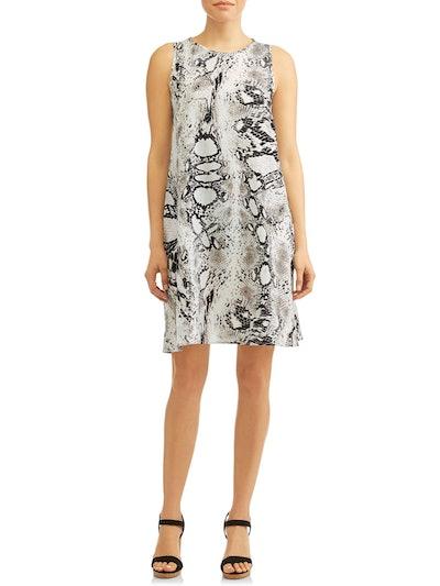 Love Sadie Women's Sleeveless Shift Dress