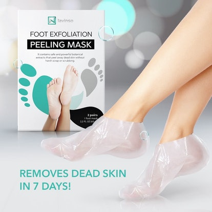 Lavinso Foot-Peeling Mask
