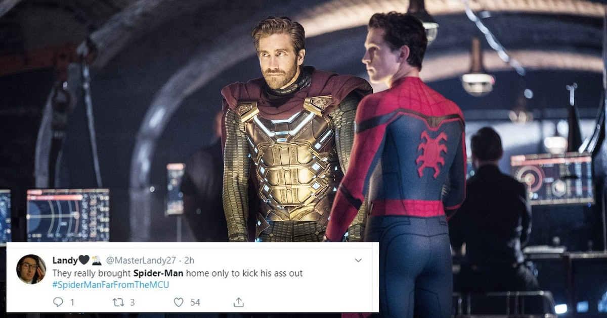 15 Tweets About Spider-Man Leaving The MCU That Will Wreck You