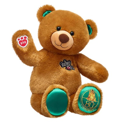 Online Exclusive Wizard of Oz Build-A-Bear