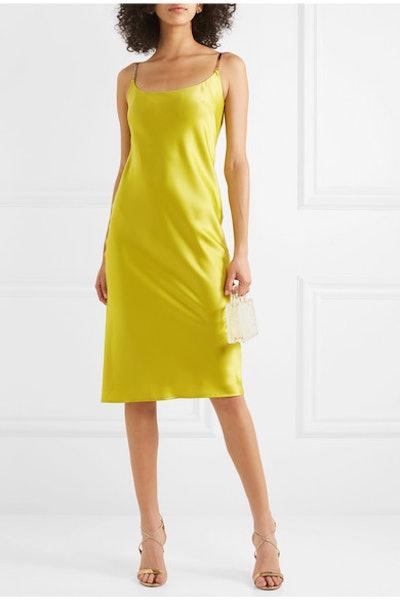 Christiane Satin Dress