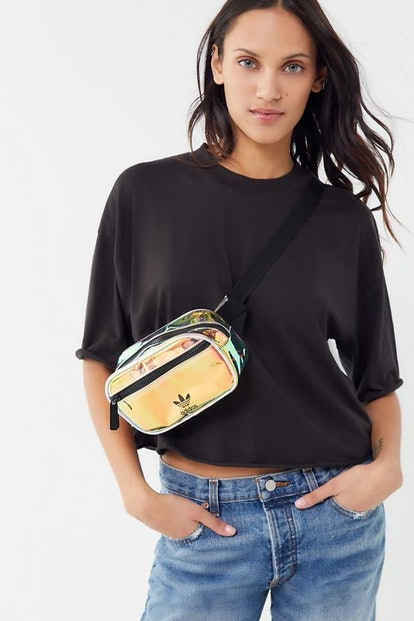 Adidas Originals Iridescent Belt Bag