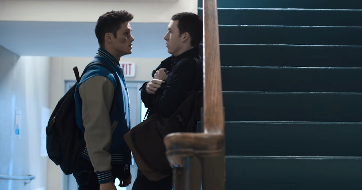 Did Monty Kill Bryce On '13 Reasons Why' Season 3? He's The Only Character As Violent As His Former Friend