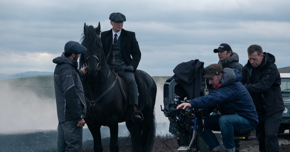 Where Is 'Peaky Blinders' Filmed? The BBC Series Isn't Shot Where You'd Think