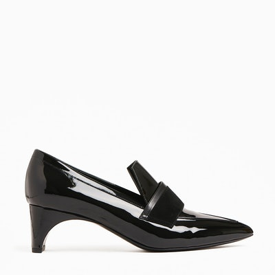 Patent Leather Alpha Loafer