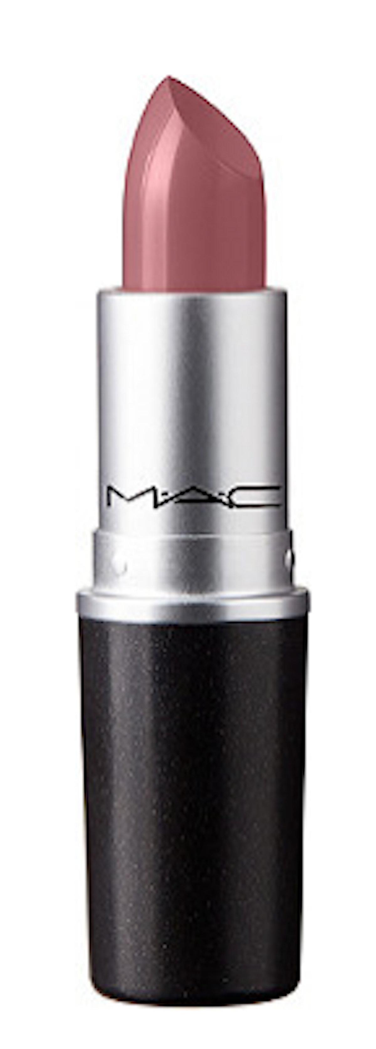 MAC Lipstick in Diva and Cream In Your Coffee