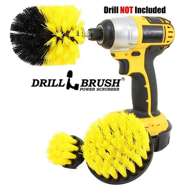Drillbrush Power Scrubber Kit
